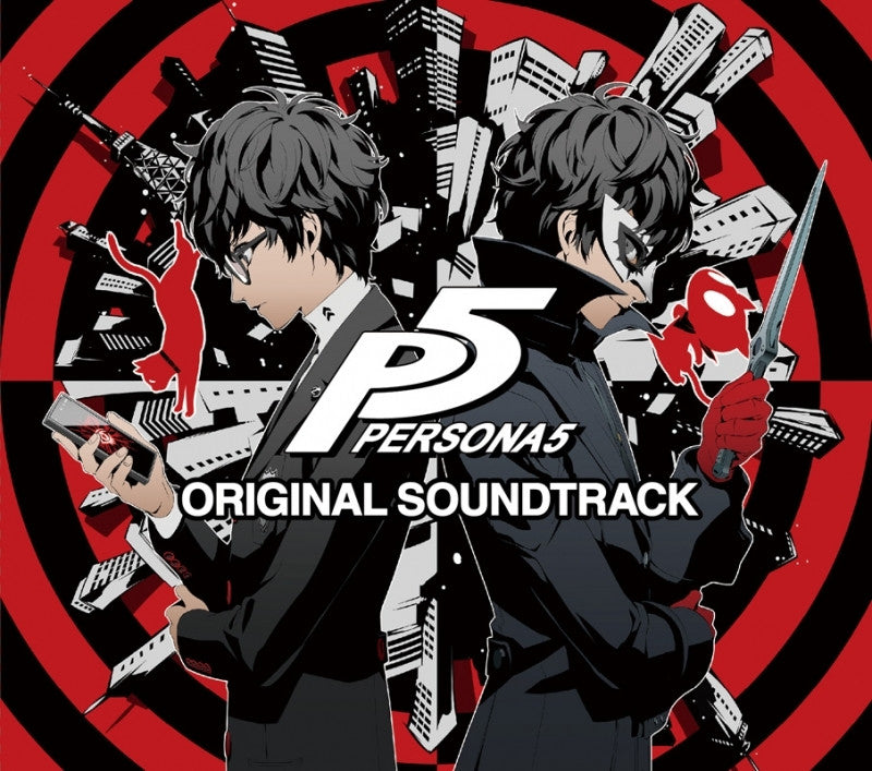 (Soundtrack) Persona 5 (PS4) Original Soundtrack