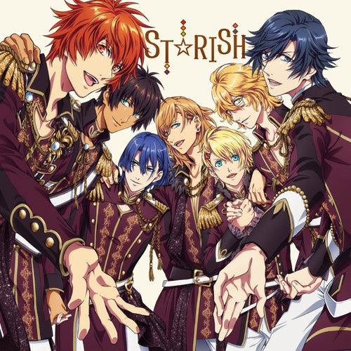 (Theme Song) Uta no Prince-sama The Movie: Maji LOVE Kingdom Insert Song: Ultra blast by ST☆RISH