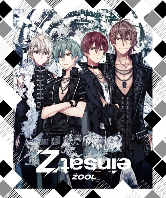 (Album) IDOLiSH7: 1st Album einsatZ by Zool [Deluxe Edition, Production Complete Limited Edition]