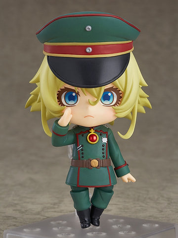 (Action Figure) Saga of Tanya the Evil Nendoroid Tanya Degurechaff (Re-release)