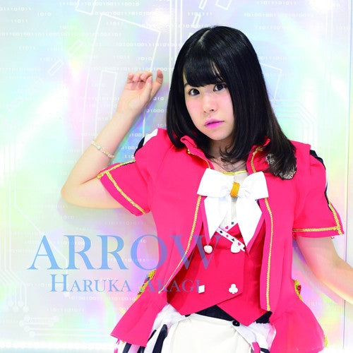 (Maxi Single) ARROW/Haruka Akagi
