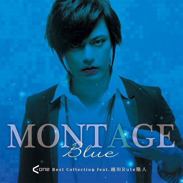 (Doujin CD) MONTAGE Blue A-One Best Collection by A-One feat. Koshida Rute Takahito