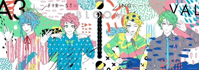 (DVD) A3! FIRST Blooming FESTIVAL Event