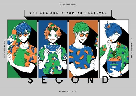 (Blu-ray) A3! SECOND Blooming FESTIVAL Event