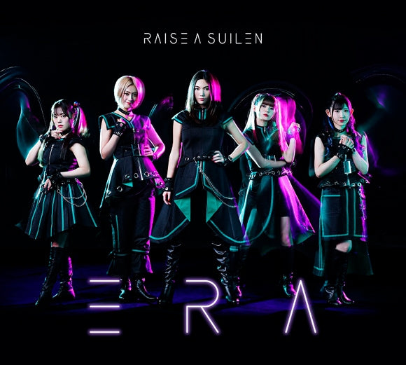 (Album) BanG Dream! - ERA by RAISE A SUILEN [w/ Blu-ray, Production Run Limited Edition]