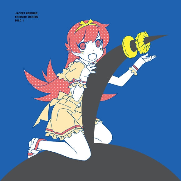 (Album) Utamonogatari 2: Monogatari Series Theme Song Collection [Complete Production Run Limited Edition, w/ Blu-ray]
