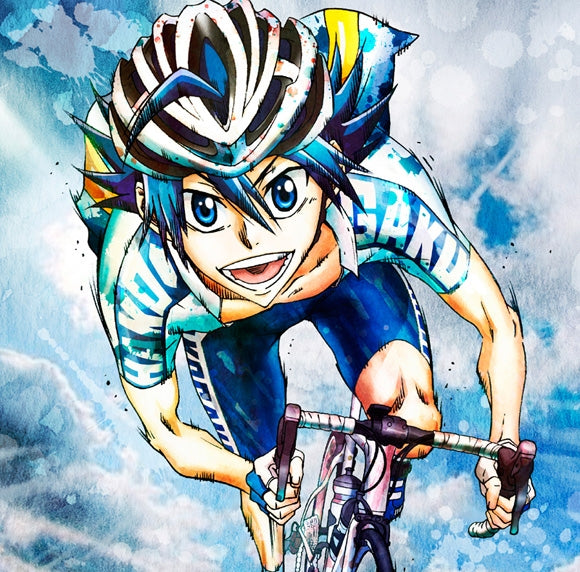 (Theme Song) Yowamushi Pedal TV Series: GLORY LINE Cour 2 OP: Dancing by Saeki YouthK [Anime Edition]