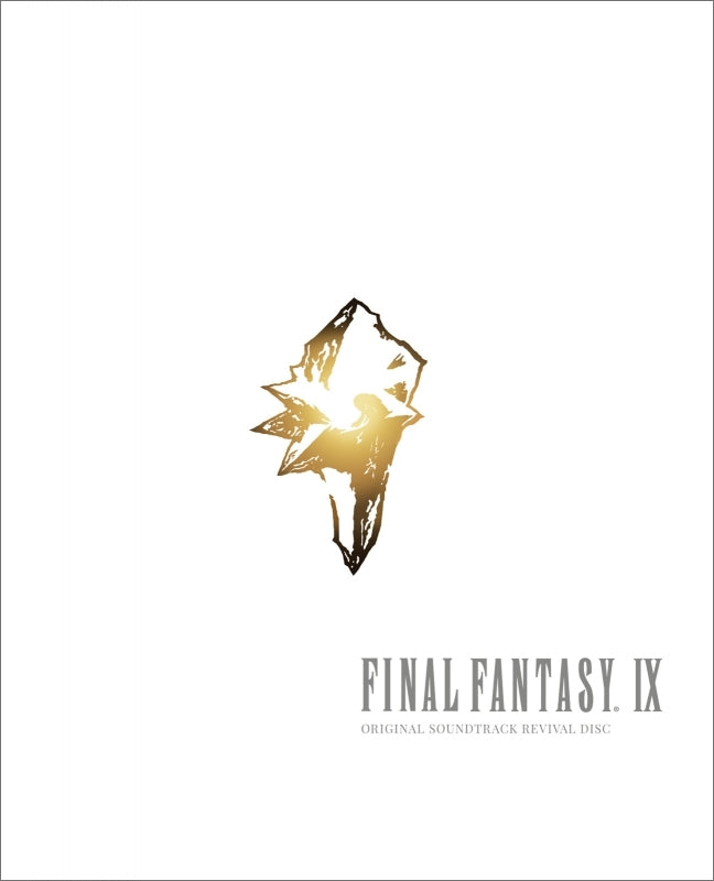 (Blu-ray) FINAL FANTASY IX Original Game Soundtrack Revival Disc