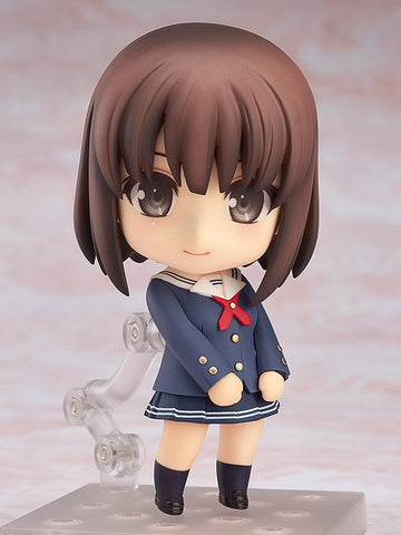 (Action Figure) Saekano: How to Raise a Boring Girlfriend ♭ Nendoroid Megumi Kato (Re-release)