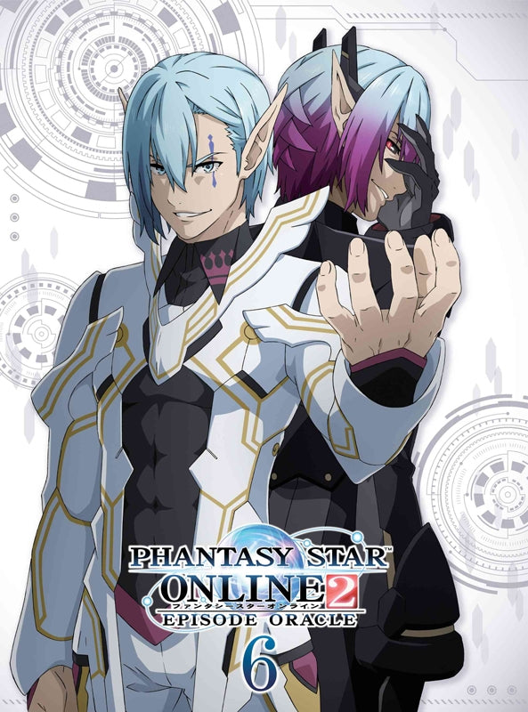 (DVD) Phantasy Star Online 2 TV Series: Episode Oracle Vol. 6 [Regular Edition]