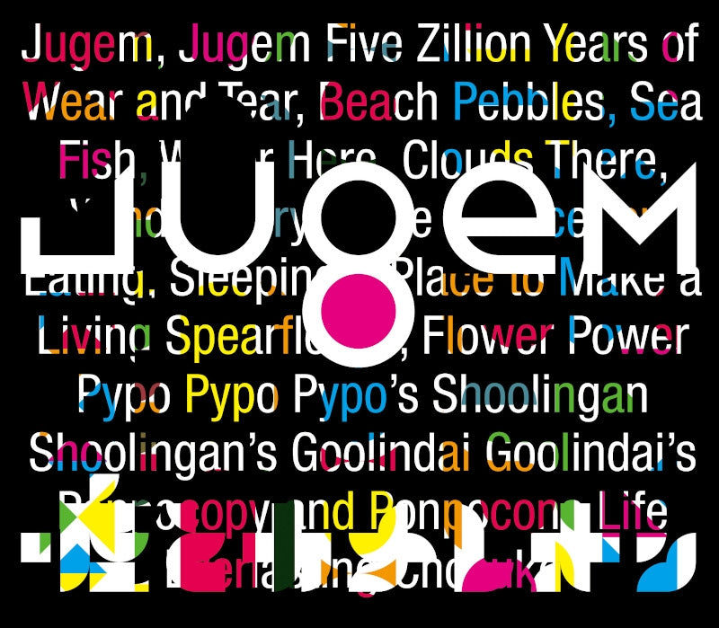 (Album) JUGEM by Uso to Chameleon [First Run Limited Edition]
