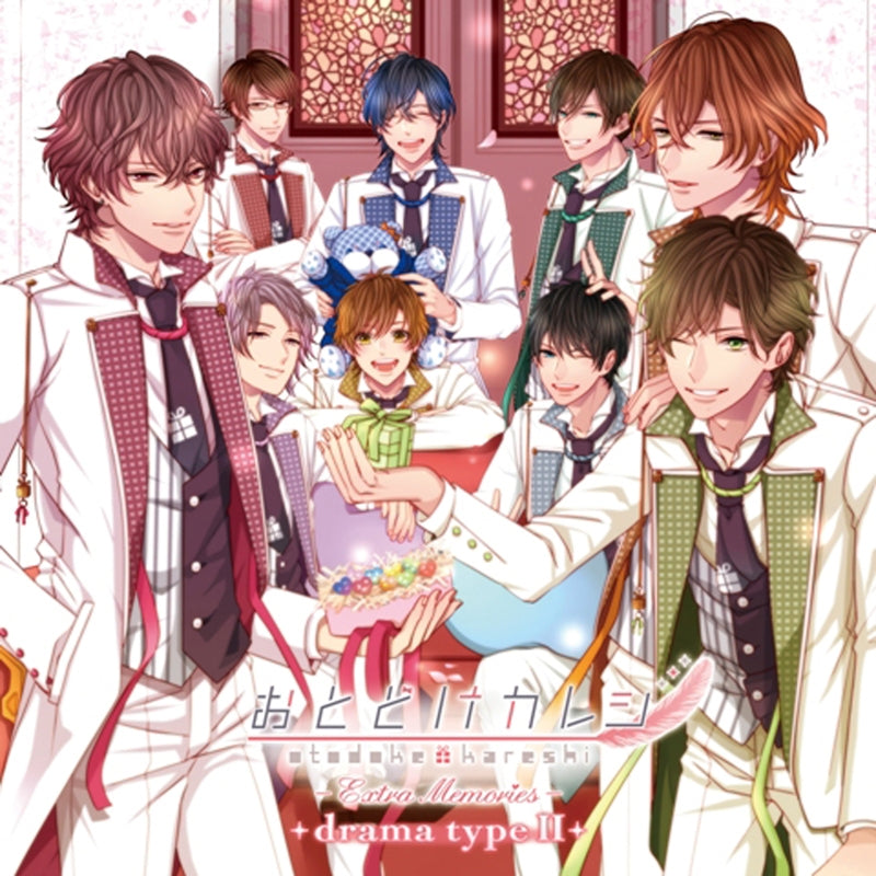 (Drama CD) Otodoke Kareshi: Extra Memories drama type II