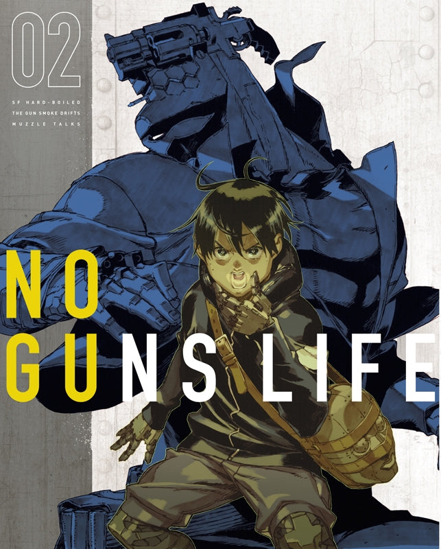 (DVD) No Guns Life TV Series DVD BOX 2 [First Run Limited Edition]