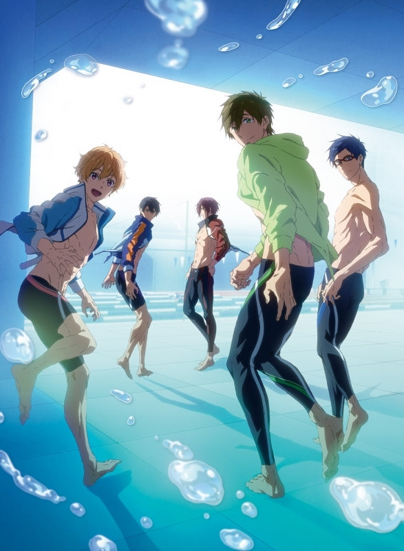 (Blu-ray) Free! - Road to the World: the Dream (Film)