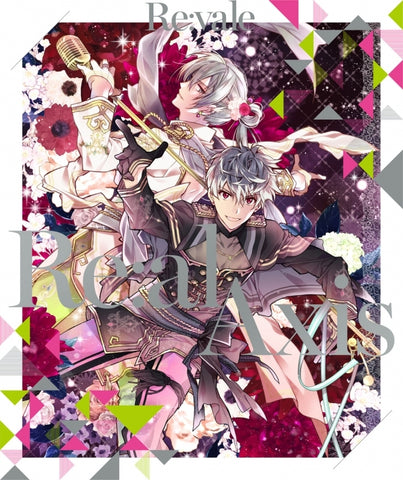 (Album) IDOLiSH7: Re:vale 1st Full Album - Re:al Axis [Deluxe Edition, Production Limited Edition]