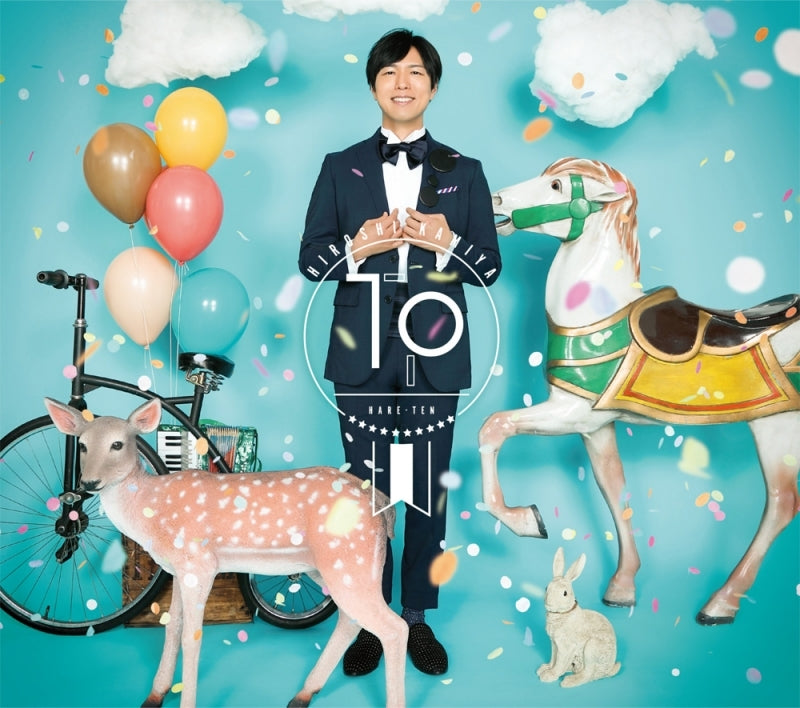 (Album) TP by Hiroshi Kamiya [Deluxe Edition, First Run Limited Edition]