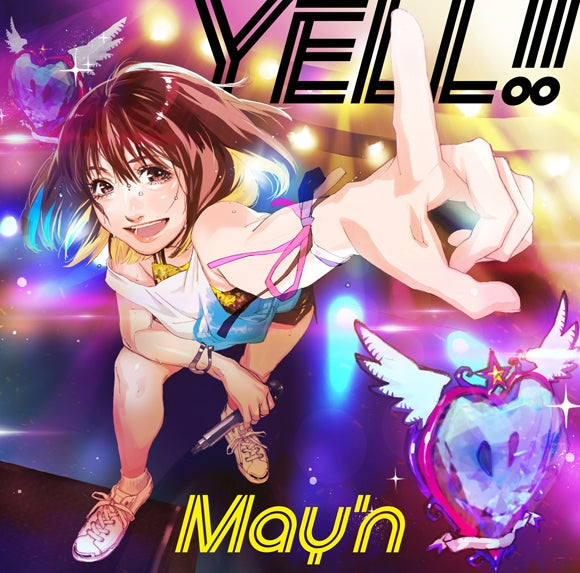 (Album) YELL!! by May'n