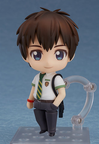 (Action Figure) Your Name. Nendoroid Taki Tachibana (Re-release)