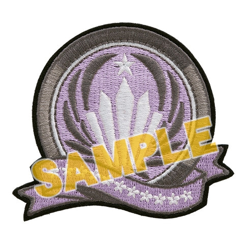 (Goods - Badge) Uta no Prince-sama Crest Badge Mystic Light Ver. - Ai Mikaze [animate Exclusive] (Re-release)