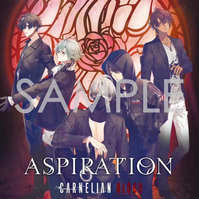 "(Character Song) CARNELIAN BLOOD: 2nd Single by 5-Vocal-Band ""EROSION"""