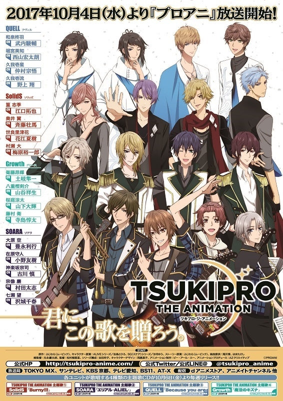 (DVD) TSUKIPRO THE ANIMATION TV Series Vol.1