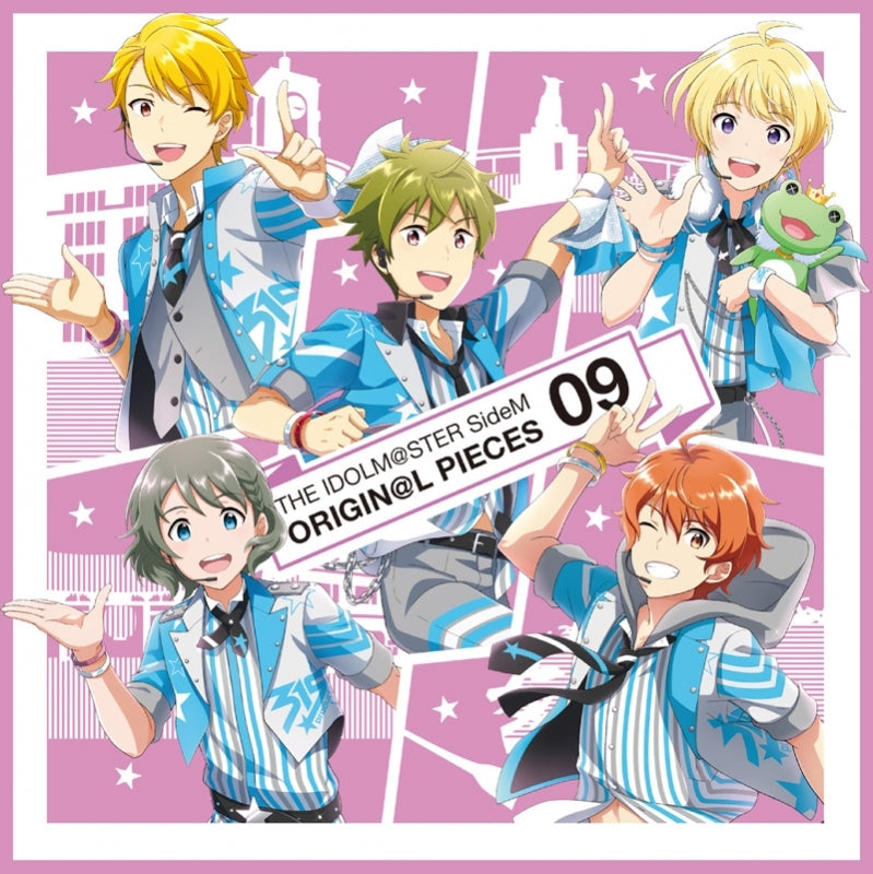 (Character Song) THE IDOLM@STER SideM ORIGIN@L PIECES 09