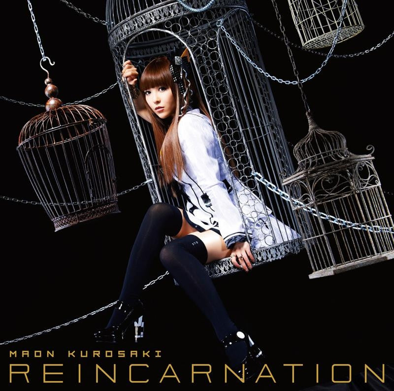 (Album) REINCARNATION by Maon Kurosaki [Regular Edition]