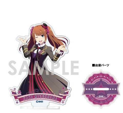 (Goods - Stand Pop) The Idolmaster SideM Acrylic Stand~1st STAGE & 2nd STAGE~ Vol. 2 L. Saki Mizushima