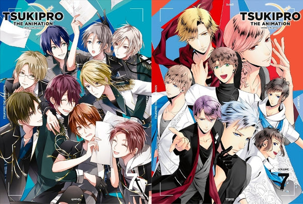 (DVD) TSUKIPRO THE ANIMATION TV Series Vol.7