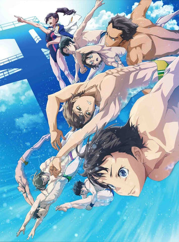 (DVD) DIVE!! TV Series DVD BOX [Full Production Limited Edition]