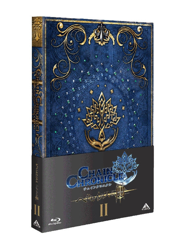(Blu-ray) TV Chain Chronicle - Light of Haecceitas - II [Limited Release]