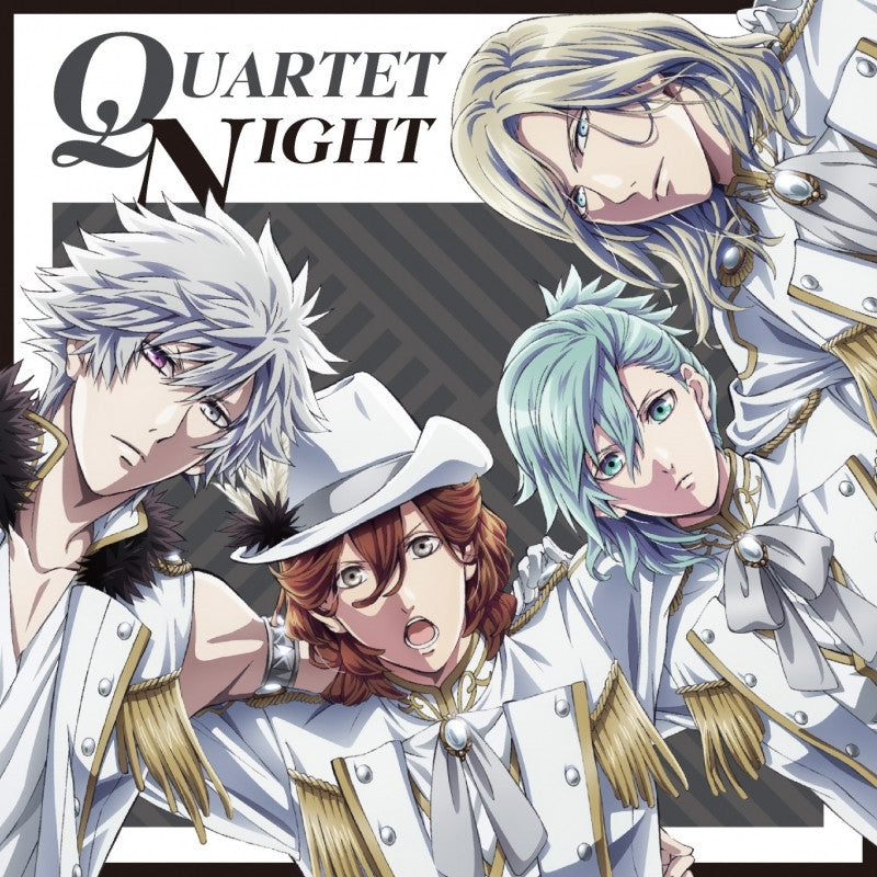 (Theme Song) Uta no Prince-sama Legend Star TV Series Insert Song: God's S.T.A.R. by QUARTET NIGHT