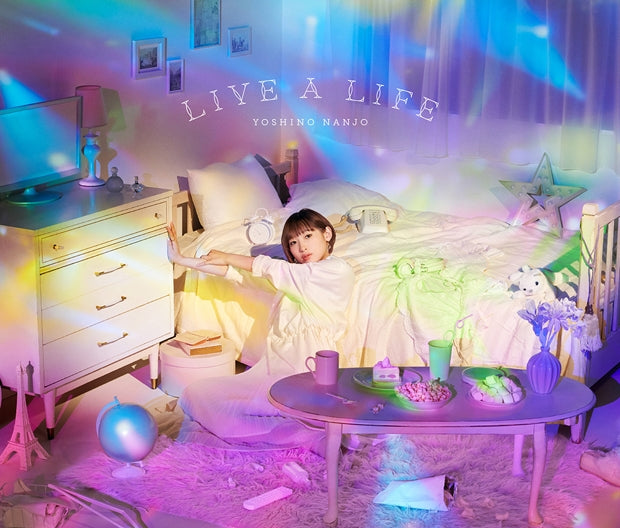 (Album) LIVE A LIFE by Yoshino Nanjo [First Run Limited Edition, CDx5 + DVD + Photo Book, animate Limited Set]