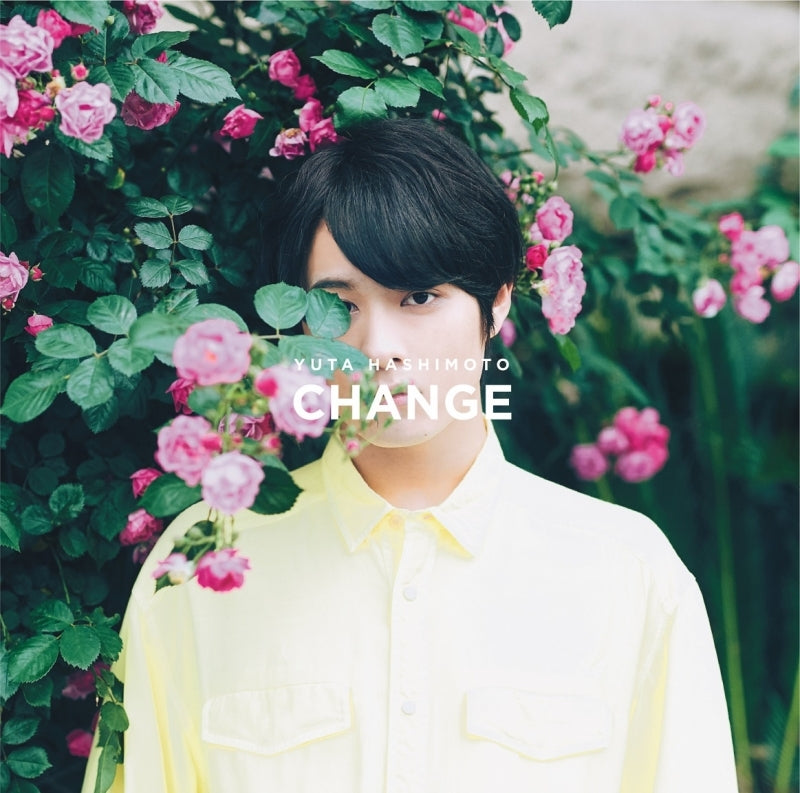(Album) CHANGE by Yuta Hashimoto [Production Run Limited Edition]
