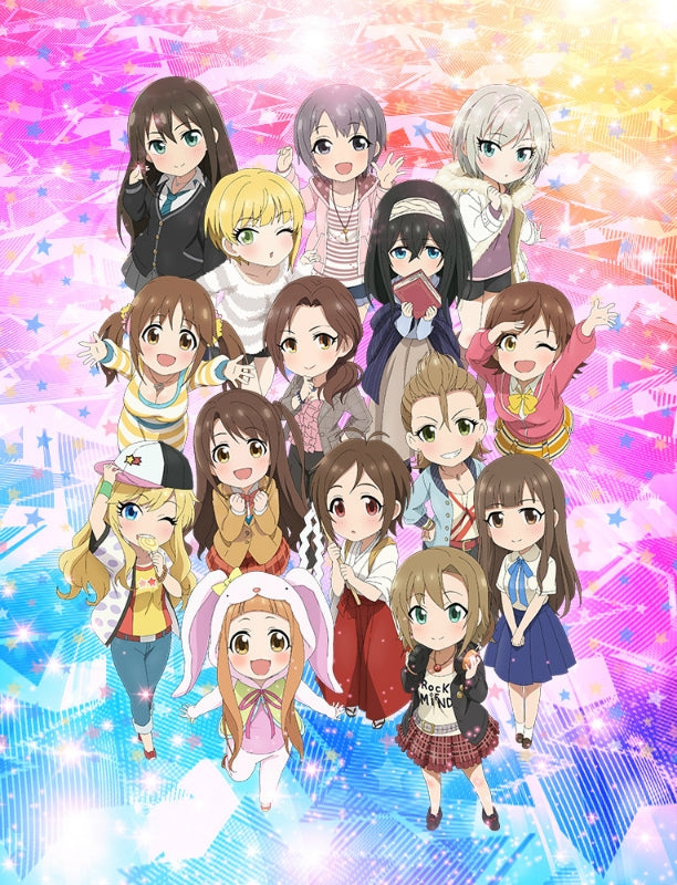 (Blu-ray) THE IDOLM@STER CINDERELLA GIRLS Theater TV Series 2nd SEASON Vol.1