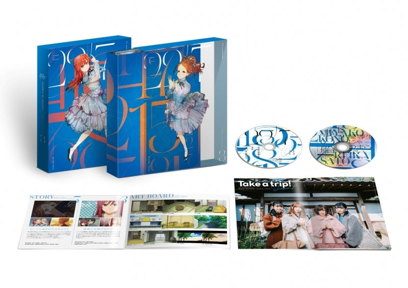 (Blu-ray) 22/7 TV Series Vol. 3 [Complete Production Run Limited Edition]
