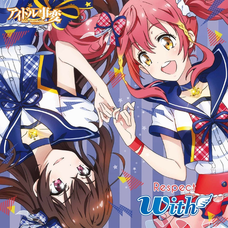 (Theme Song) TV Idol Jihen ED Respect / with [Limited Edition]