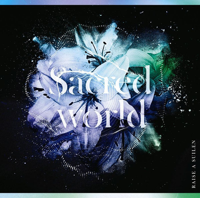 (Character Song) BanG Dream! - Sacred world by RAISE A SUILEN [Regular Edition]