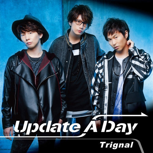 (Maxi Single) Update A Day by Trignal [Regular Edition]