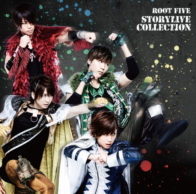 (Album) ROOT FIVE STORYLIVE COLLECTION by ROOT FIVE [First Run Production Limited Edition A]