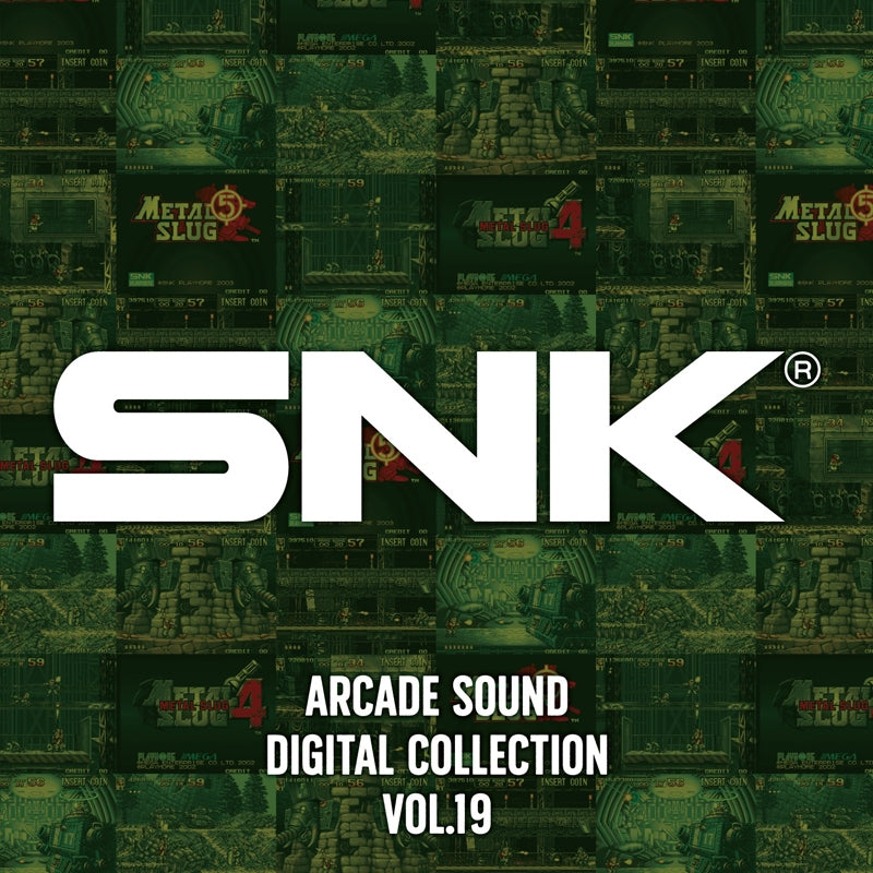 (Soundtrack) SNK ARCADE SOUND DIGITAL COLLECTION Vol. 19