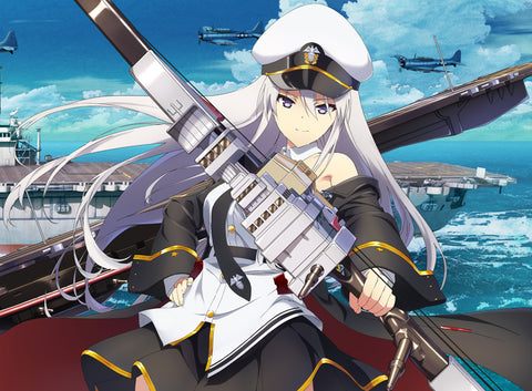 [★1](Blu-ray) Azur Lane TV Series Vol. 1 [First Run Limited Edition, animate Limited Set + animate Online Limited Set]