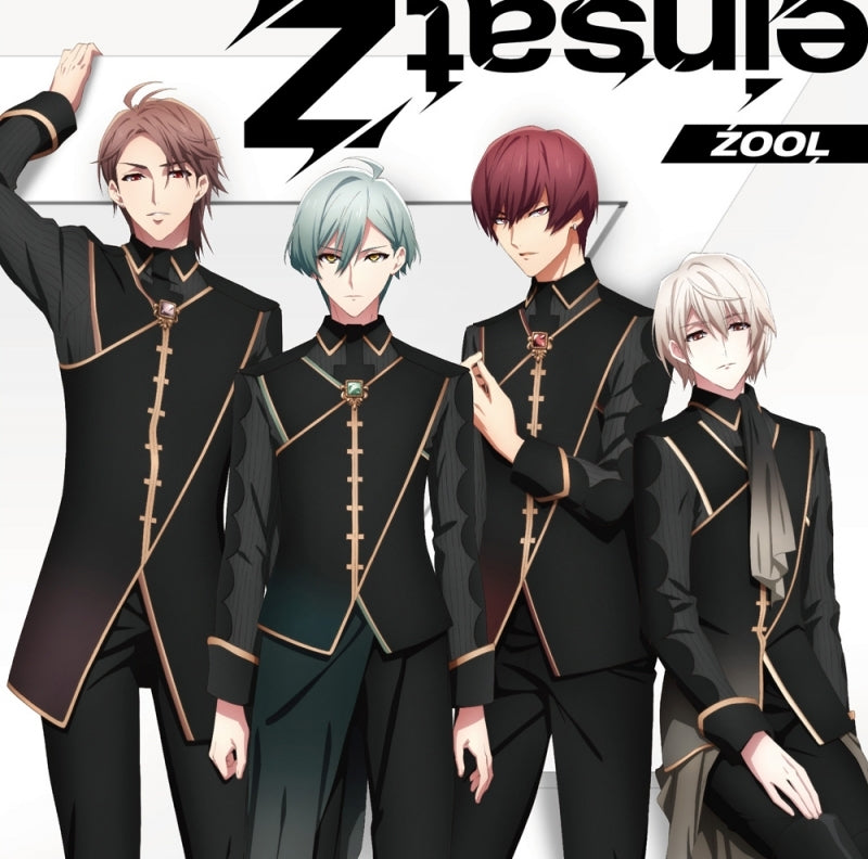 (Album) IDOLiSH7: 1st Album einsatZ by Zool [Regular Edition]
