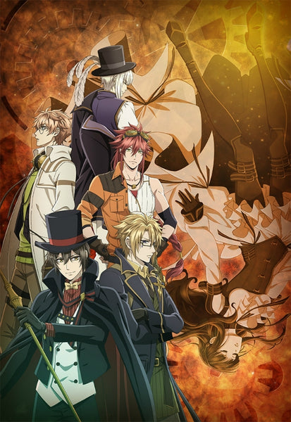 (Blu-ray) Code: Realize - Guardian of Rebirth TV Series Vol.4 [Regular Edition]