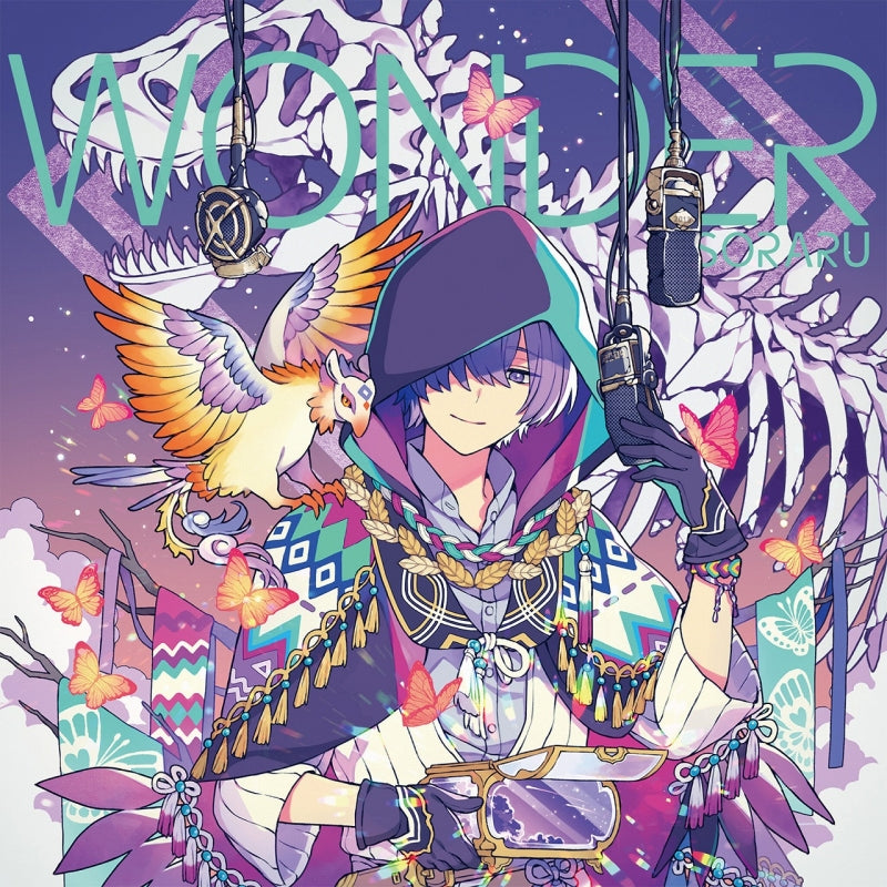 (Album) Wonder by Soraru [First Run Limited Edition B]