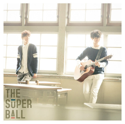(Album) Supabo! Supabo! Supabo! by The Super Ball [w/ DVD, Limited Edition]