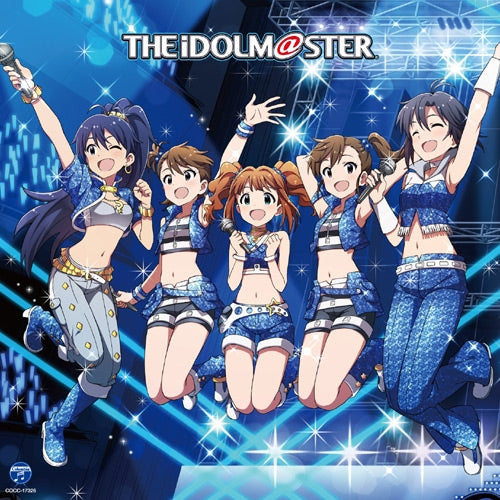 (Character Song) THE IDOLM@STER MASTER PRIMAL DANCIN' BLUE