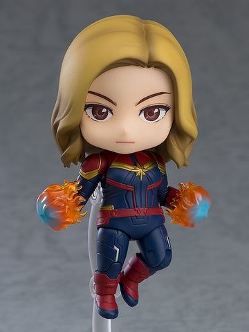 (Action Figure) Captain Marvel Nendoroid Captain Marvel: Hero's Edition Standard Ver.