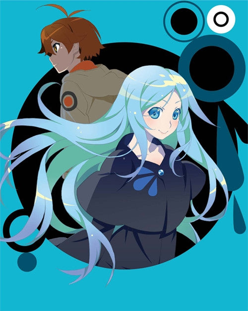 (Blu-ray) OVA The Beheading Cycle: The Blue Savant and the Nonsense Bearer 1 [Limited Release]