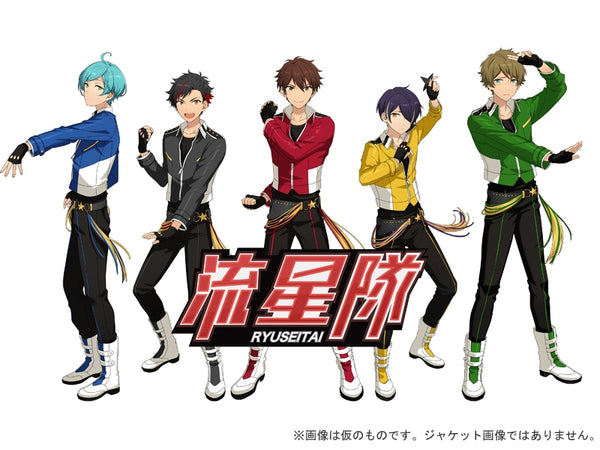 (Album) Ensemble Stars! Album Series: Ryuseitai [Regular Edition]